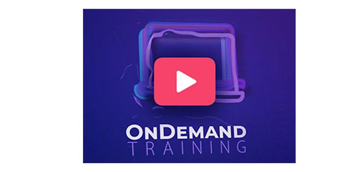 Formación bajo demanda: ¡Una nueva forma de aprender!